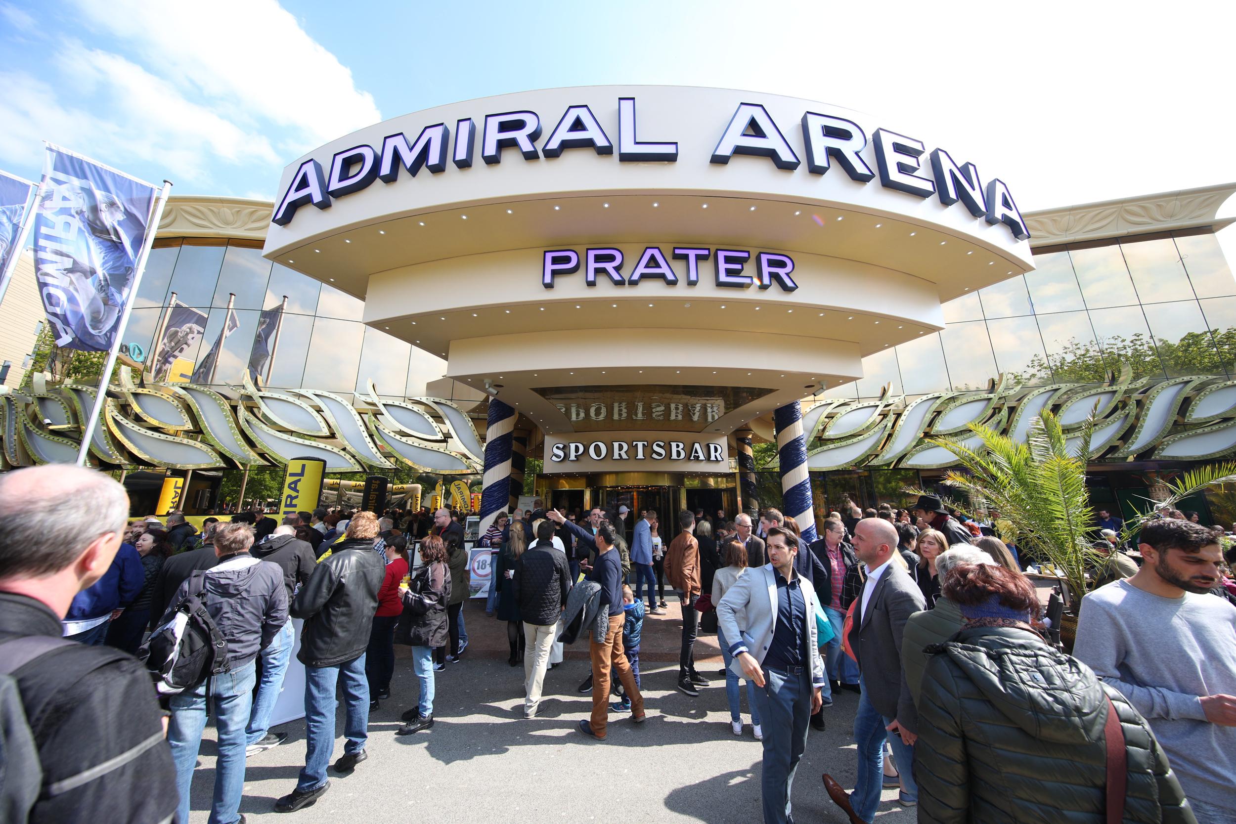 Admiral Casino Prater