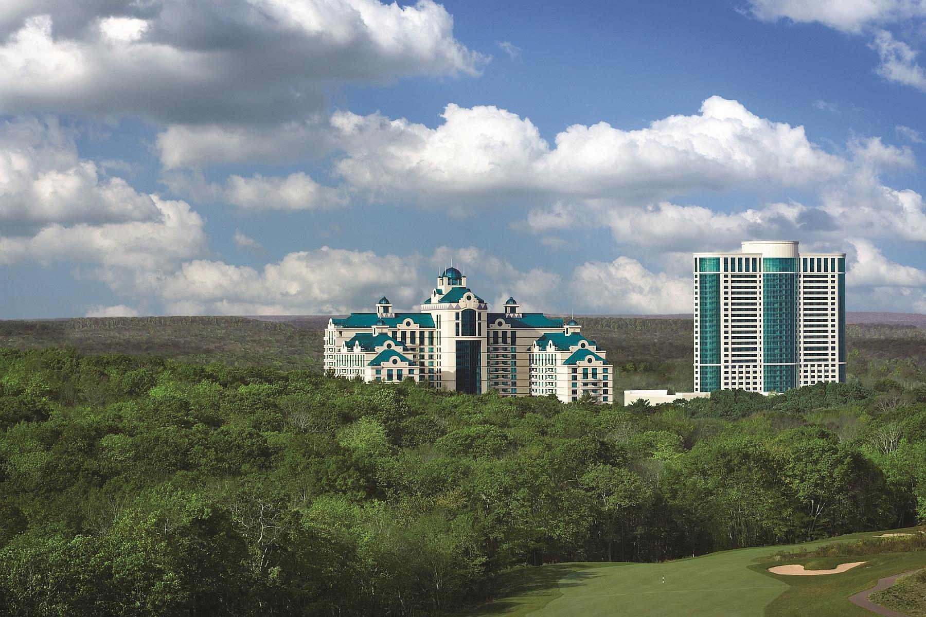 Foxwoods casino connecticut