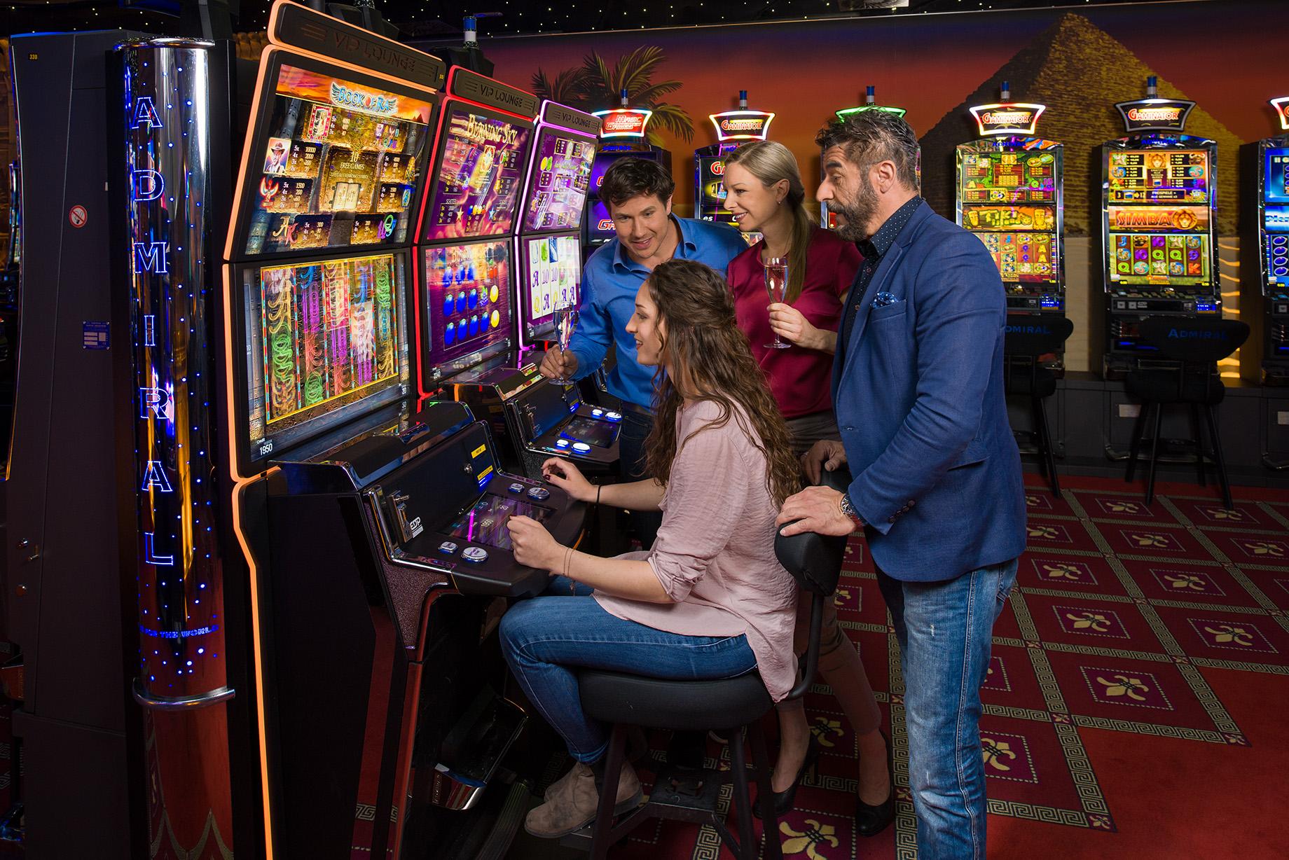 Gr nder novomatic money casino calgary
