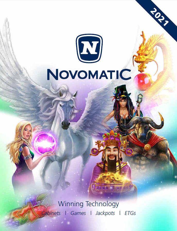 NOVOMATIC - Winning Technology