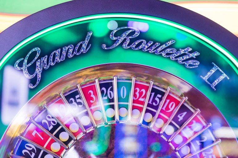 Grand Roulette Novomatic