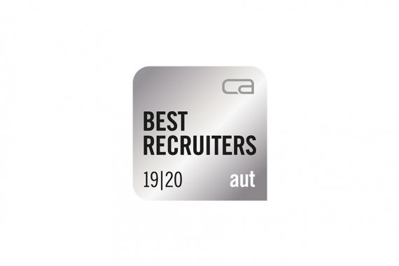 Best Recruiters Silver