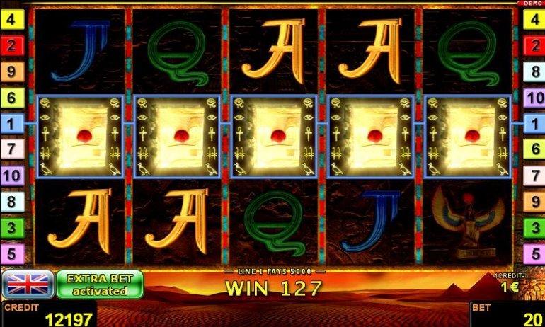 Im besten Novoline Online Casino Book of Ra & Co. um Echtgeld spielen