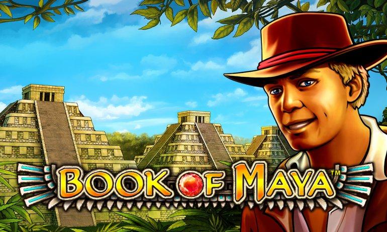 book of maya casino