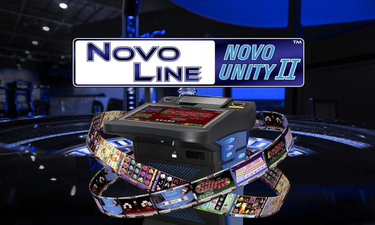 NOVO UNITY II Lotus Roulette