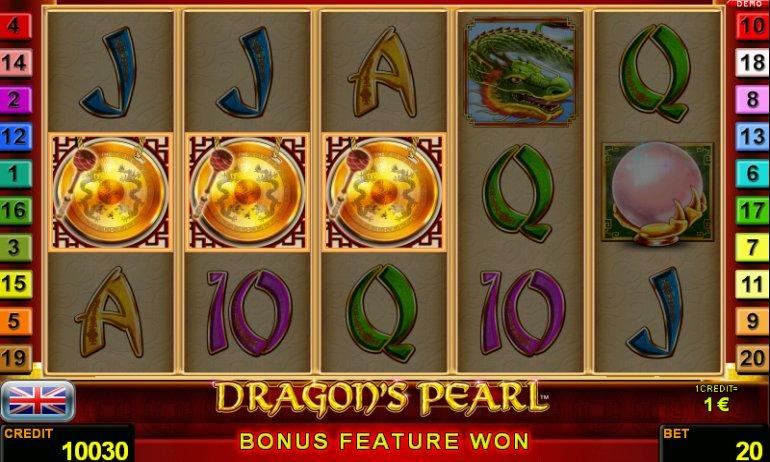 Dragon's Pearl™ | NOVOMATIC