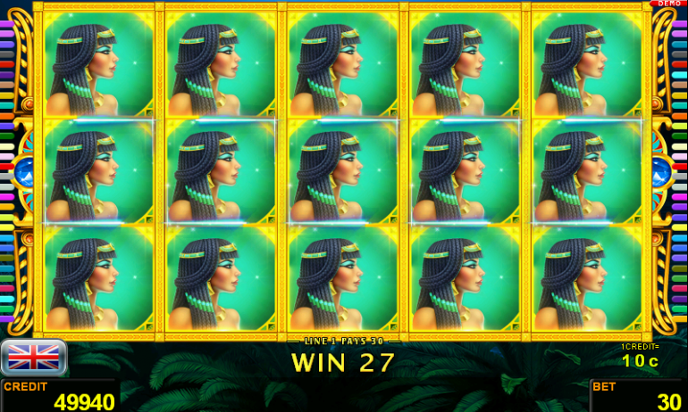 PharaohsEmpire_win