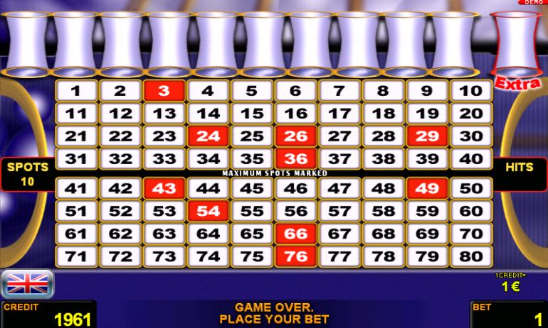 Rapid Bingo