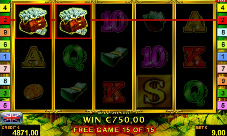 Money Game Gaminator